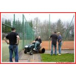 Tenniscamp und Tennistruck 2009